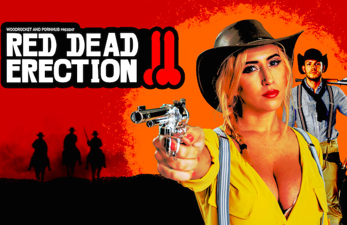 There's Now an Adult Film Parody of 'Red Dead Redemption II ...