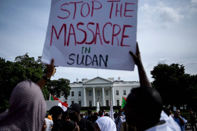 Image result for what is happening in sudan