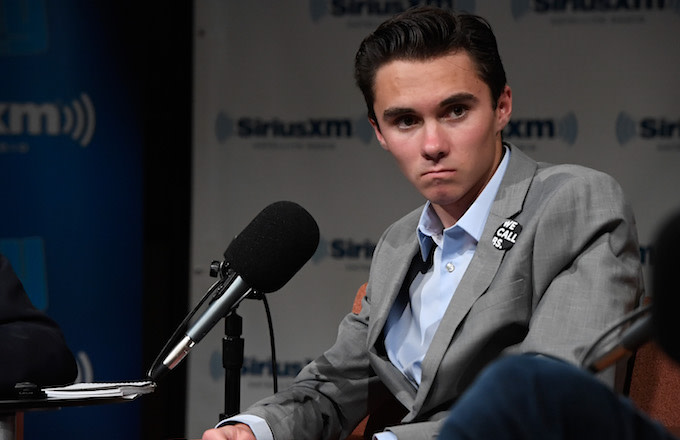 David Hogg Jamie Allman Resigns