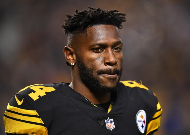 Antonio Brown Reportedly Requests Trade From Steelers Complex