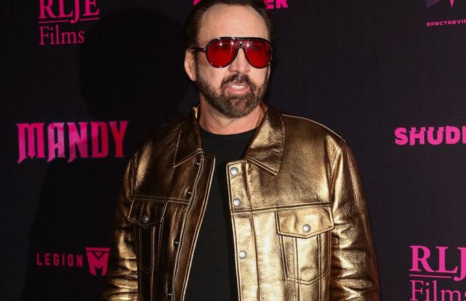 Nicolas Cage Lex Luthor