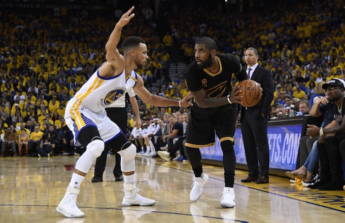 best loved 62827 6997f Five Storylines to Watch in Game 3 of the 2017 NBA Finals ...