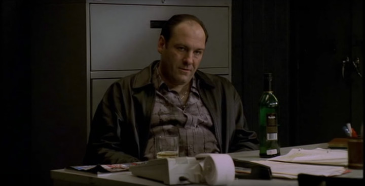 The Sopranos' Ranked as the Greatest TV Show of All Time