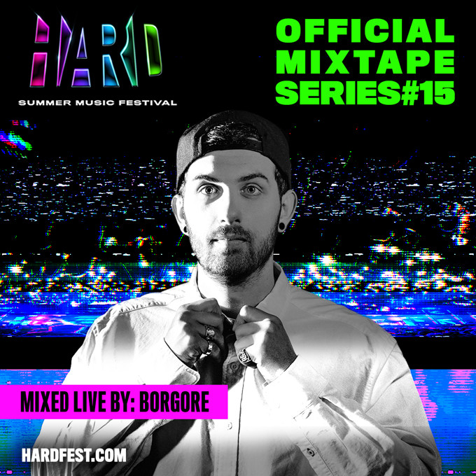 Premiere: Borgore Heats Up the Summer With His Official HARD