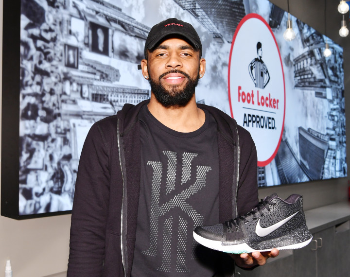 san francisco 9f958 dd254 How Kyrie Irving Feels About Nike Not Making Signature All ...