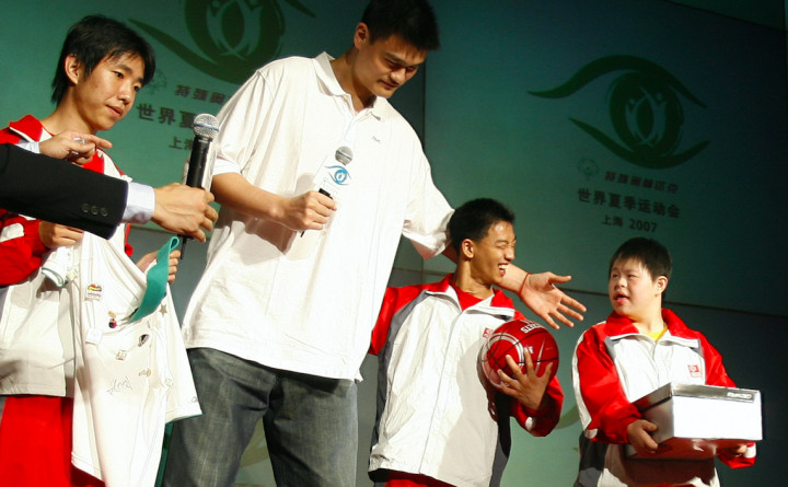 25 Things You Didn T Know About Yao Ming Complex
