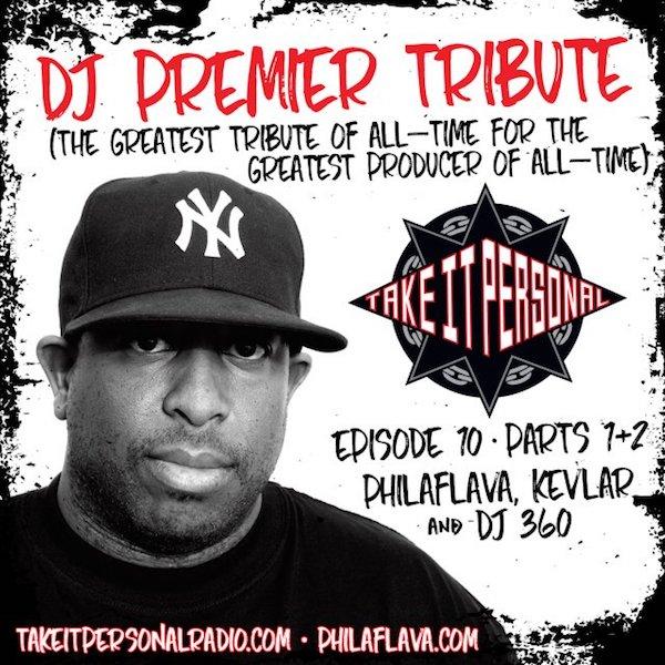 DJ Premier tribute