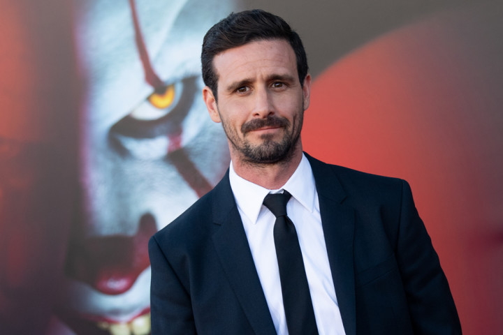 """James Ransone attends the premiere of Warner Bros. Pictures """"It Chapter Two"""""""