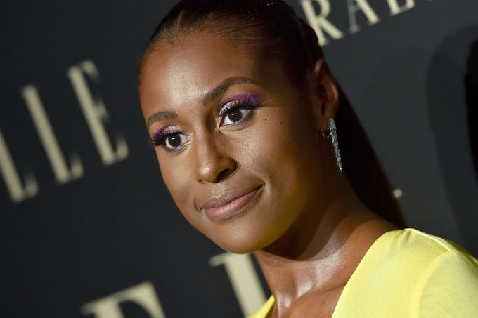 This is a picture of Issa Rae.
