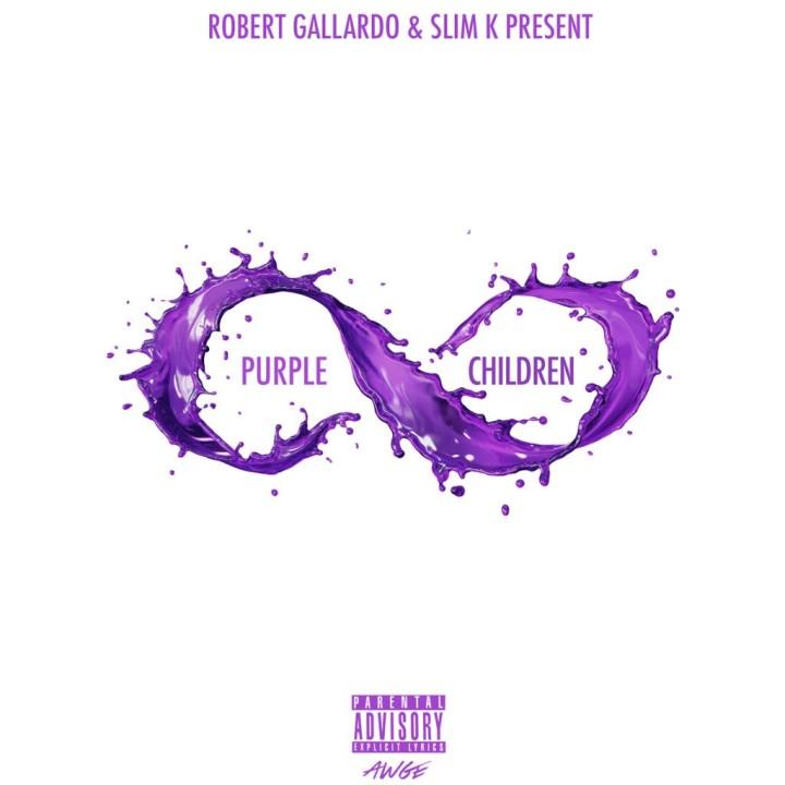 Slim K 'Purple Children 8'
