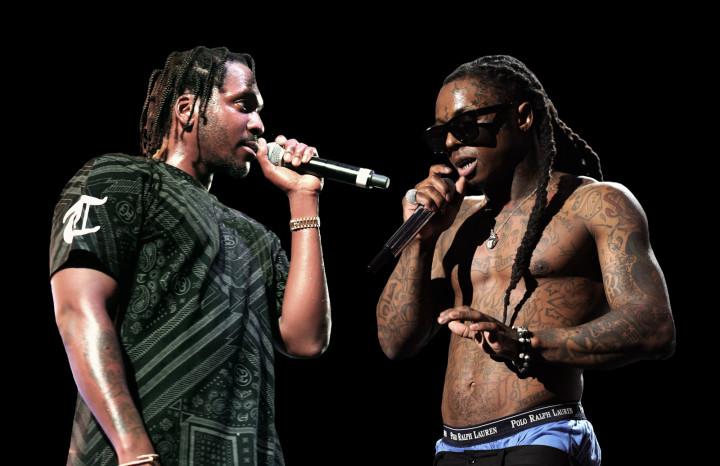 Pusha-T and Lil Wayne beef history