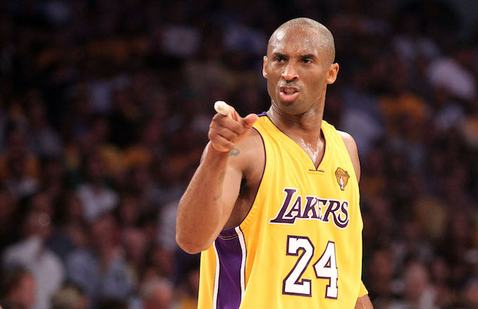 save off 0ea3a e6979 Kobe Bryant Says a Player That Needs to Be Convinced to Sign ...