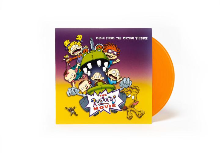'The Rugrats Movie' soundtrack vinyl