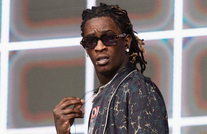 Young Thug Sent to Jail After Failing Drug Test | Complex