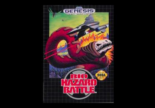 best-sega-genesis-bio-hazard-battle