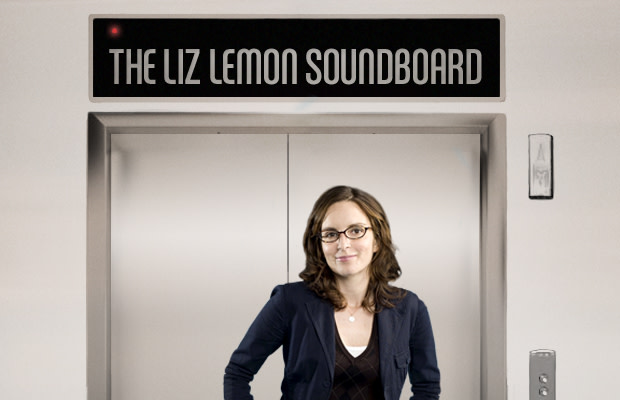 The Liz Lemon Soundboard | Complex