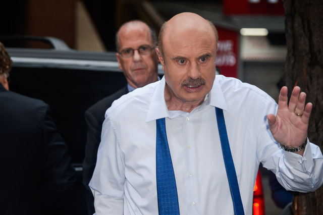 Dr Phil Allegedly Gave Booze And Drugs To Addicts Complex