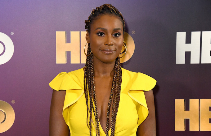 Issa Rae attends the HBO Summer TCA Panels.