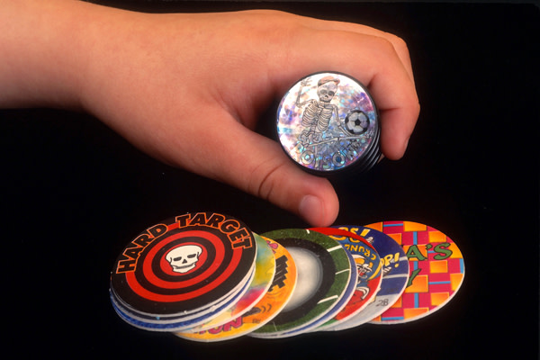 The Rarest Pogs from the '90s | Complex