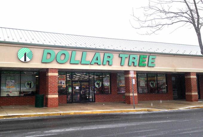 Dollar Tree closing stores