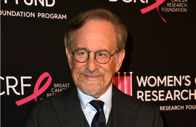 Steven Spielberg attends The Women's Cancer Research Fund