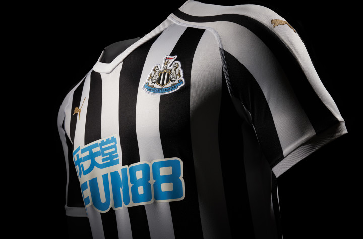 official photos cebf2 a00af PUMA Just Dropped Newcastle United's Ultra-Clean Home Kit ...