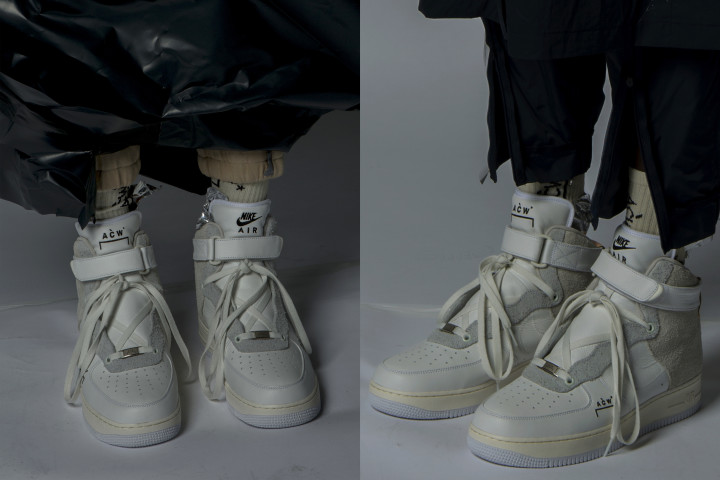 The Air Force 1: London Legacy Nike News