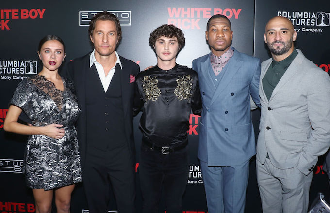 'White Boy Rick' author calls movie out