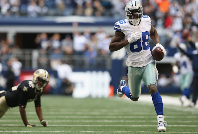 Dez Bryant Signs With Saints After Turning Down Ravens And