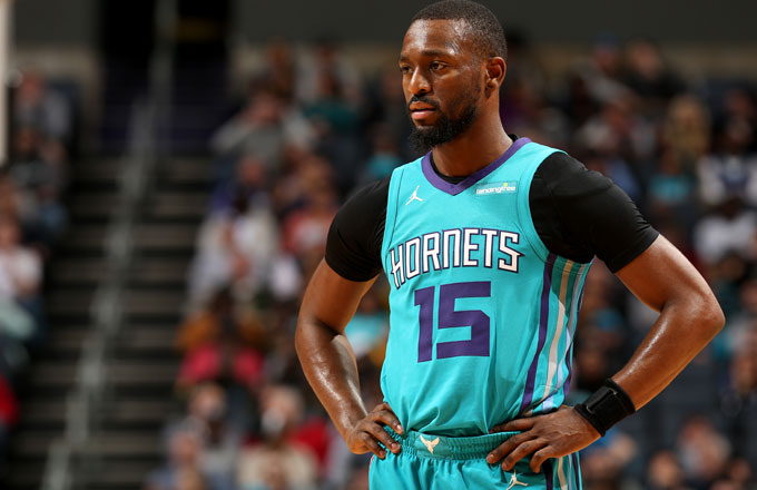 Kemba Walker of the Charlotte Hornets doesn't want to be traded.