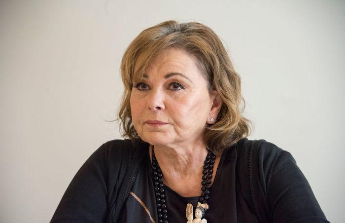 Roseanna Barr racist