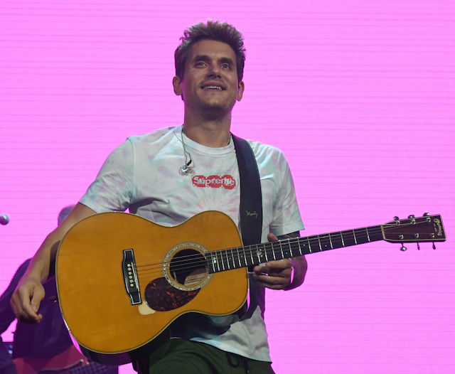 This is a picture of John Mayer.