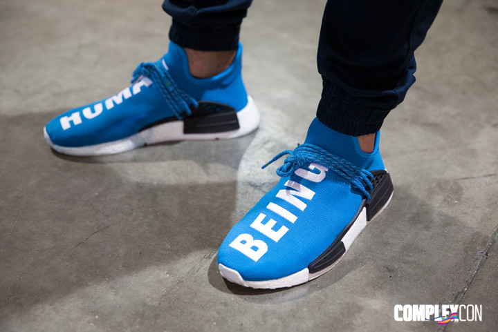 wholesale dealer e5a59 a64e4 Best Sneakers Worn at ComplexCon 2016 Day 1 | Complex