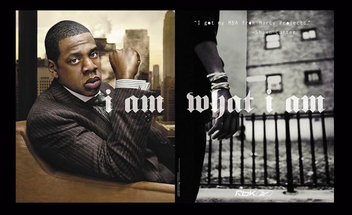 Jay Z Reebok Ad