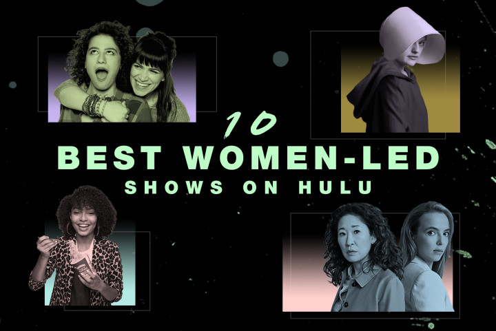 Hulu Women-Led Shows