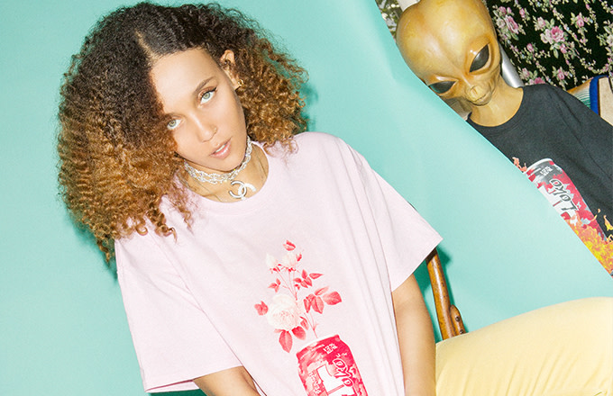 Four Loko x PizzaSlime capsule collection