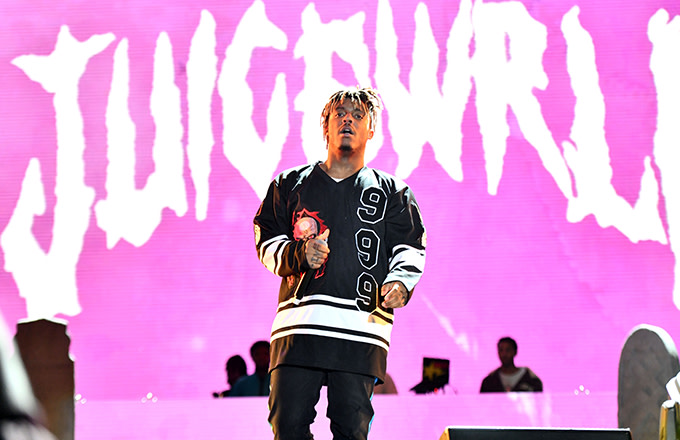 The First Week Numbers for Juice WRLD's 'Death Race for Love' Are