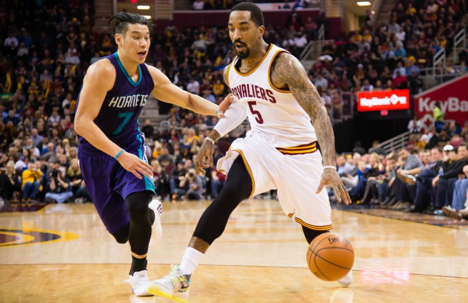 J R  Smith Strongly Denies Discriminating Against Jeremy Lin