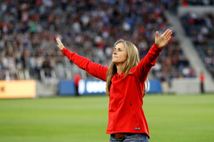 Brandi Chastain 2019 Getty
