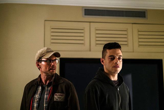 Mr. Robot, Elliot Alderson, 'Mr. Robot'