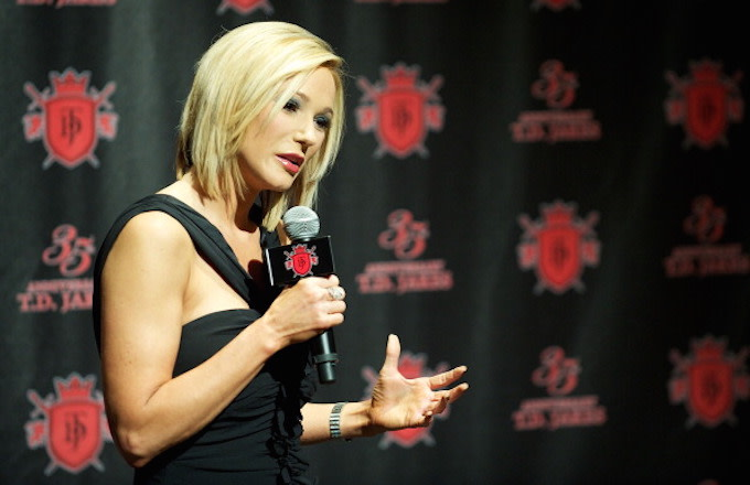 Paula White at TD Jakes event.