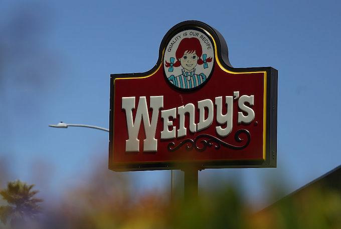 Wendy's Store Logo