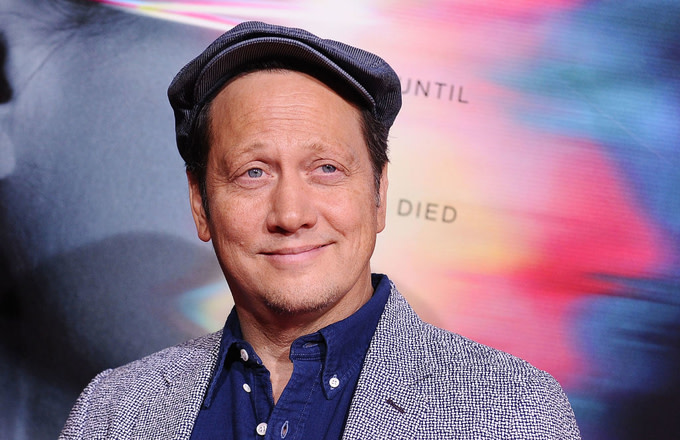 Rob Schneider attends the premiere of 'Flatliners'