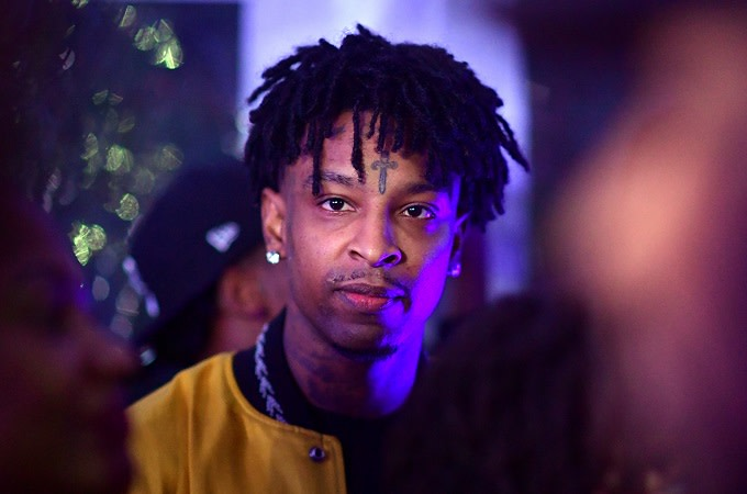 21 Savage Talks Growing Up As an Undocumented Immigrant In New