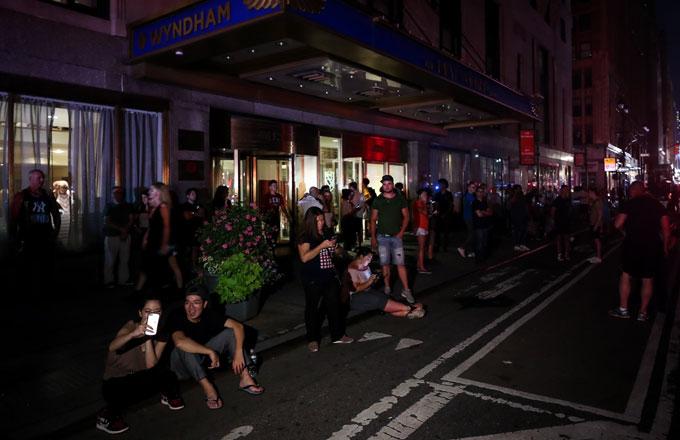 2019 Manhattan blackout