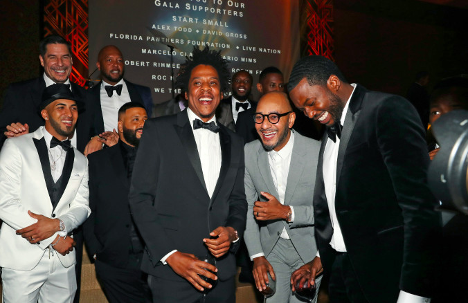 JAY-Z 'Shawn Carter Foundation Gala'
