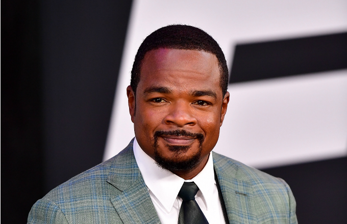 F. Gary Gray attends 'The Fate Of The Furious' New York premiere
