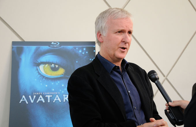 'Avatar' director James Cameron