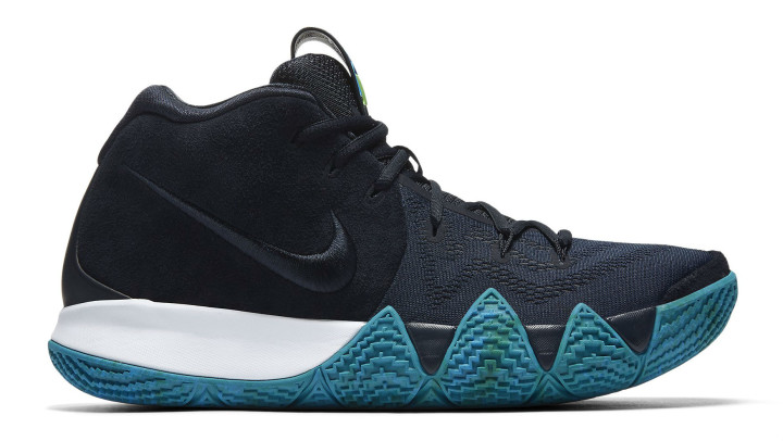 6acc52368acdc2 Nike Kyrie 4 Dark Obsidian Release Date 943806-401