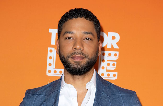 Jussie indicted